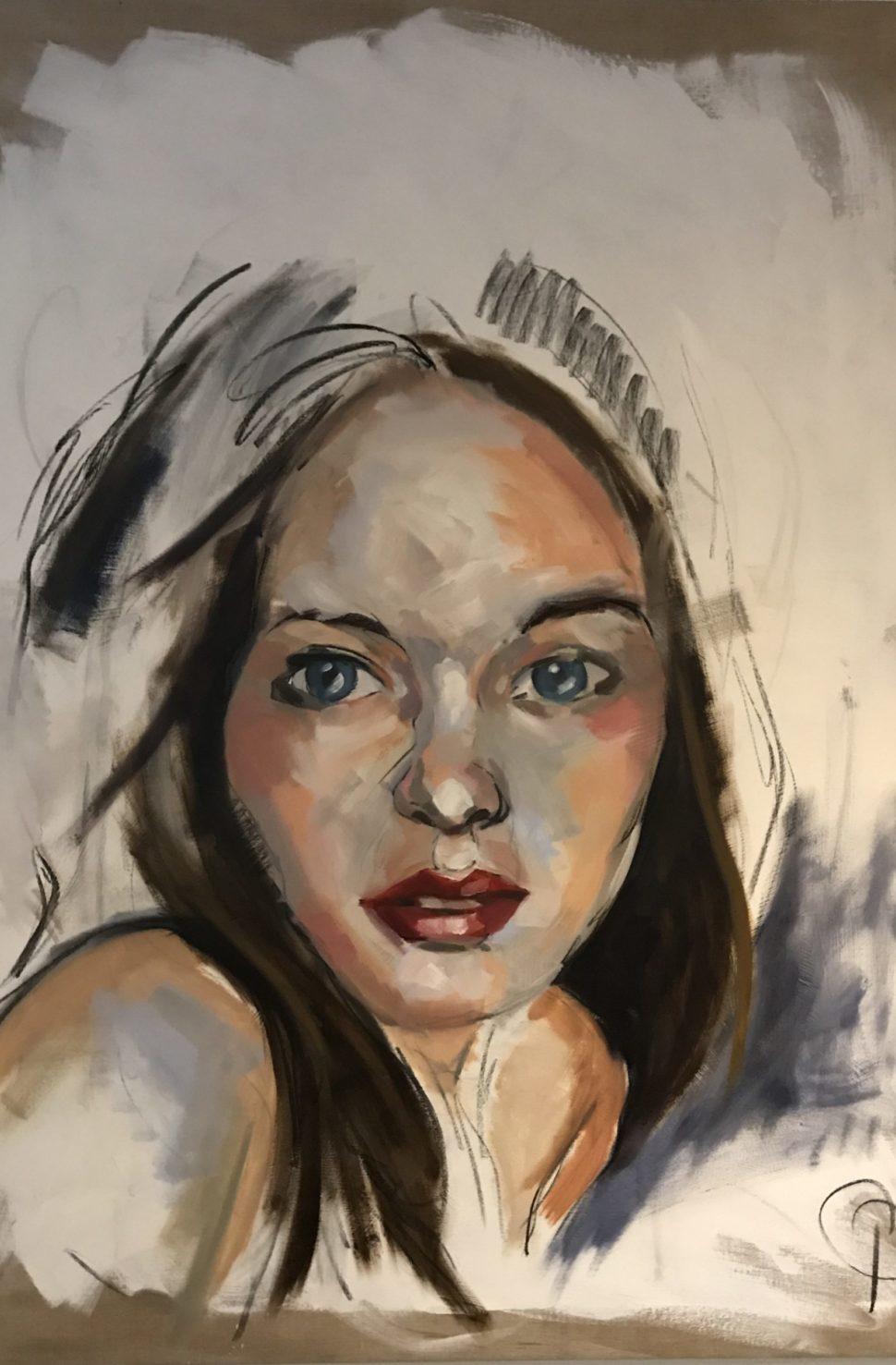 Portrait Painting Oil
