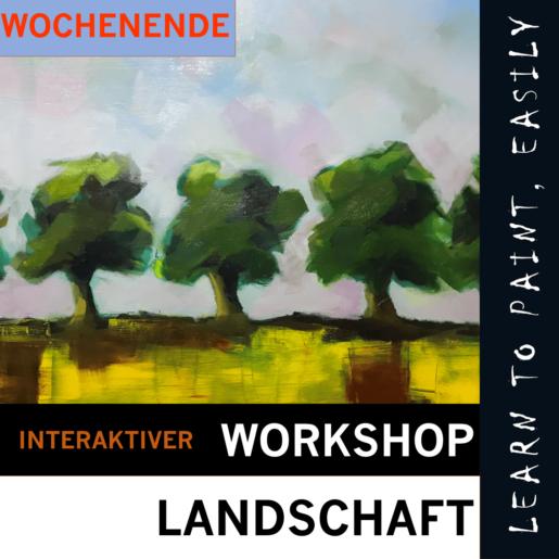 Landschaft Workshop Wochenende