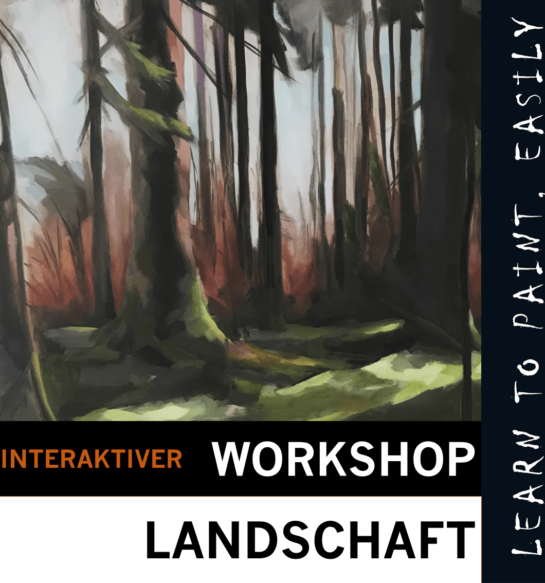 Interaktiver Workshop Landschaft