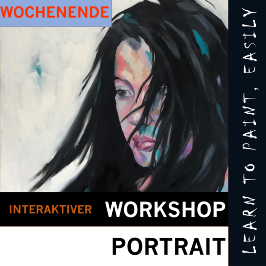 Interaktiver Wochenend Workshop Portrait