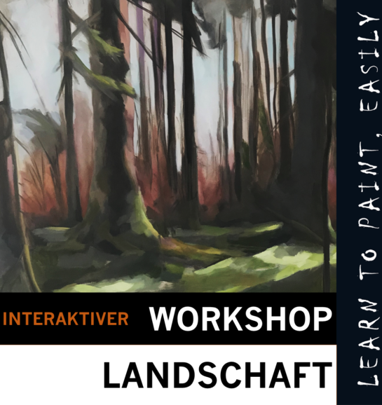 Interaktiver Workshop Landschaft