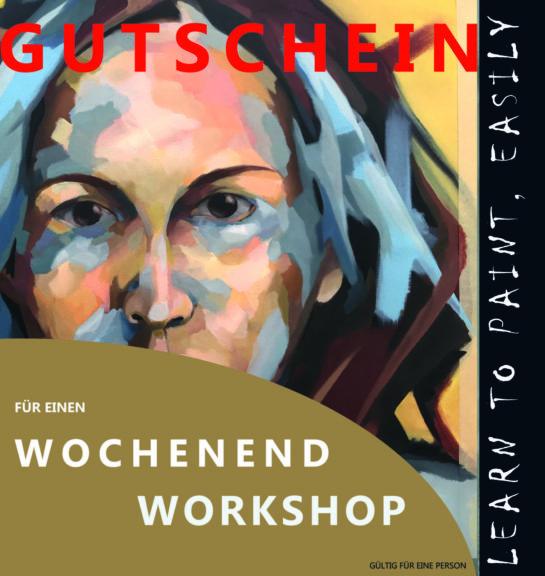 Gutschein Wochenend Workshop