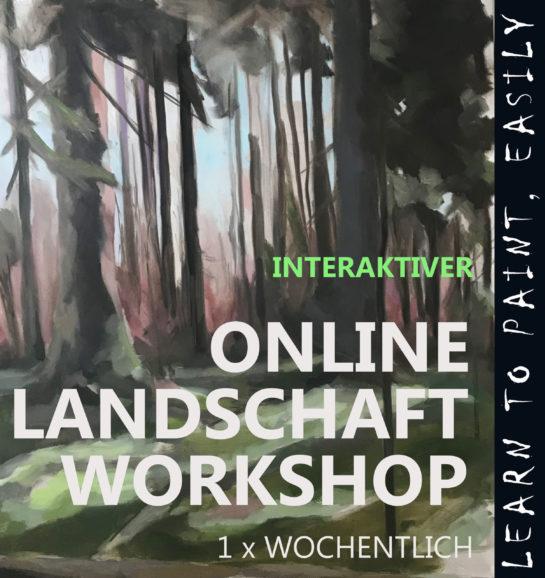 Interaktiver Landschafts Workshop