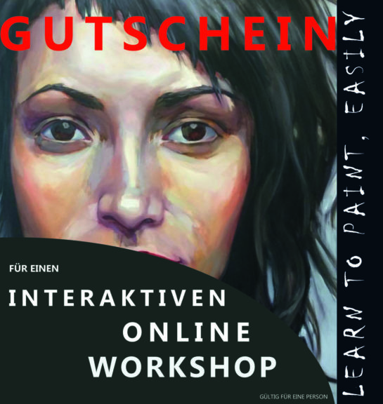 Gutschein online workshop