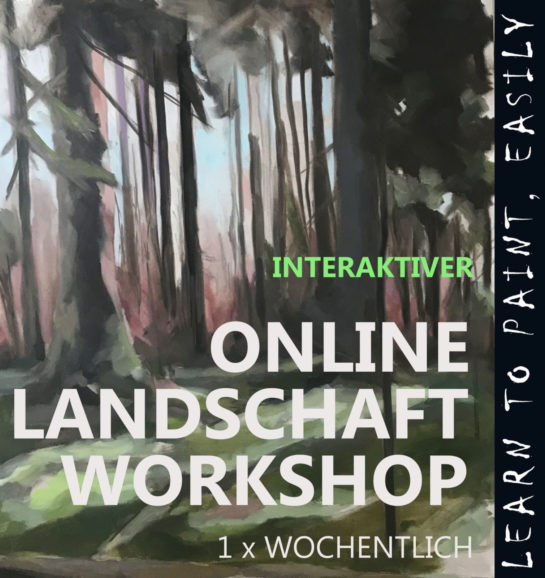 Interaktiver Landschafts Workshop