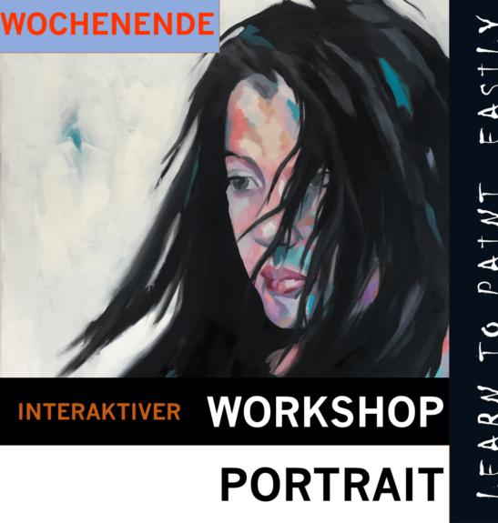 Interaktiver Wochenend Workshop Portrait