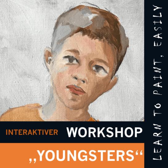 INTERAKTIVER ONLINE MALWORKSHOP YOUNGSTERS